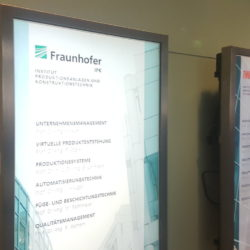 Fraunhofer Berlin visit