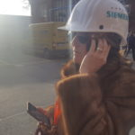 Incubatorestartup visit Siemens AG Berlin