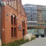 Visiting Euref Campus Berlin