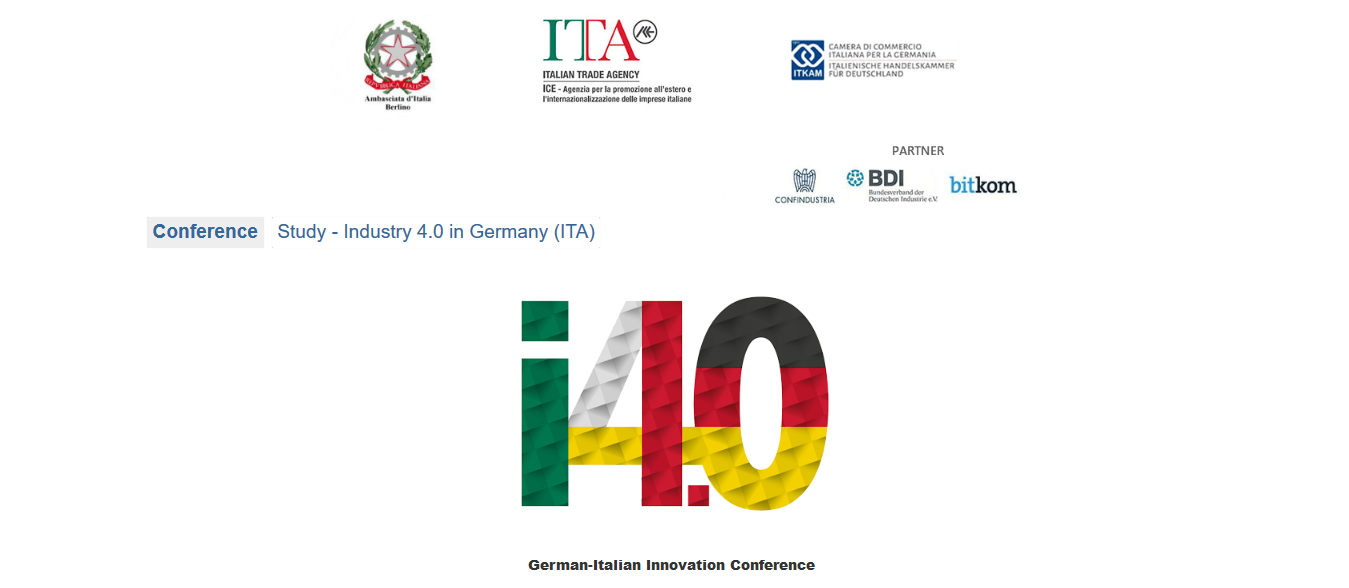 ICE - Ita German-Italian Innovation Conference